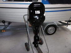 Quicksilver 300 Air Floor