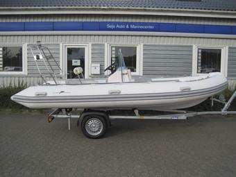Nydam 480 RIB  demo bådsæt
